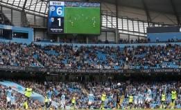 Man City Permak Huddersfield Town