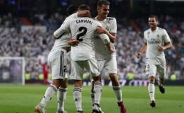 Real Madrid Berhasil Tundukan Getafe