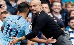 Pelatih Man City Komentari Penampilan Aguero