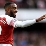 Lacazette Mulai Khawatir dengan Masa Depannya di Arsenal