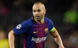 Iniesta Yakin Lionel Messi Mampu Jadi Kapten Barcelona