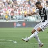 Cristiano Ronaldo Berhasil Ciptakan Gol Perdana Buat Juventus