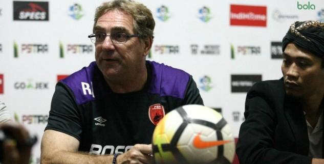Robert Alberts : Sriwijaya FC Tetap Tim Yang Kuat