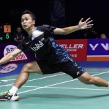 Sempat Kehilangan Game Pertama, Anthony Sinisuka Ginting Sukses Maju Ke Final China Terbuka 2018