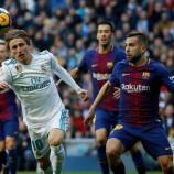 Barcelona Serta Madrid Akan Bertemu Di Camp Nou