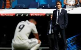 Stastistik Pelatih Spanyol Bersama Madrid