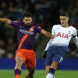 Tottenham Kalah Tipis Dengan Manchester City Di Wembley