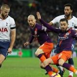 Manchester City Menang Tipis Kalahkan Tottenham