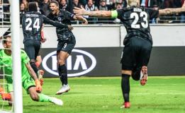 Hasil Laga Lazio vs Eintracht Frankfurt di Lanjutan Liga Europa: Skor 1-4