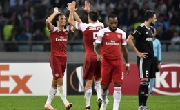 Hasil Laga Arsenal vs Qarabag di Lanjutan Liga Italia: Skor 3-0