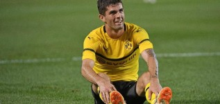 Rumor Pulisic Hengkang Dortmund Beri Klarifikasi