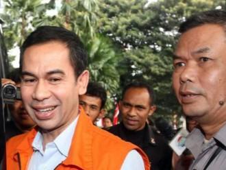 KPK Duga Wawan Keluar dari Lapas Sukamiskin untuk 'Ngamar' di Hotel Bandung