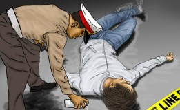 Pemuda Garut Diserang Sekelompok Orang Tak Dikenal Hingga Tewas
