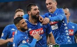 Hasil Coppa Italia: Napoli Lolos ke Perempatfinal Usai Mengatasi Sassuolo