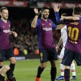 Hasil Liga Spanyol: Barcelona Taklukkan Eibar 3-0