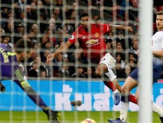 Hasil Liga Inggris: MU Taklukkan Tottenham 1-0 di Wembley