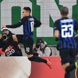 Hasil Liga Europa: Inter Milan Menang 1-0 di Markas Rapid Vienna