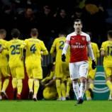Hasil Liga Europa: Arsenal Ditaklukkan BATE 0-1