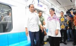 Jokowi Bersama Ibu Negara Iriana Melakukan Kunjungan Kerja Ke Bali