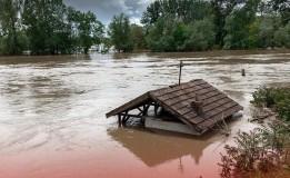 Dua Sungai di Blitar Meluap, Ratusan Rumah Terendam Banjir