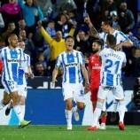 Real Madrid Di Tahan Imbang Leganes 1-1