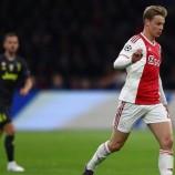 Frenkie de Jong Di Bekap Cedera Hamstring