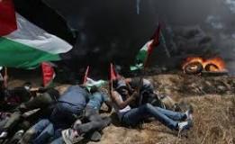 Seseorang Pemuda Palestina Meninggal Selesai Ditembak Militer Israel